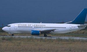 """""""وينغز أوف ليبانون"""" توضح قرار تعليق تشغيل طائراتها إلى أوروبا"""