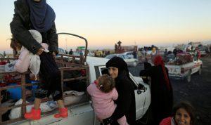 80 % من النازحين السوريين في لبنان يريدون العودة إلى بلدهم