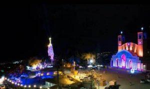احتفال في مغدوشة لمناسبة رفع سيدة المنطرة على خريطة السياحة العالمية