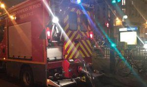 إخلاء محطة مترو في باريس بعد تصاعد دخان