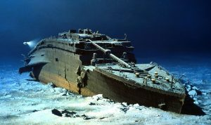 """مساع لانتشال """"صوت تيتانيك"""" من قعر المحيط"""