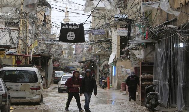 مفاجأة أمنية… فرار إرهابيين من عين الحلوة!