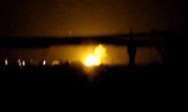 استفتاء عن تأييد الغارات الاسرائيلية على مطار دمشق.. والنتيجة صادمة!