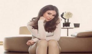 """ردود على روحاني… ديما صادق: """"حدا يسأله اذا رح تتحسن الكهربا""""!"""