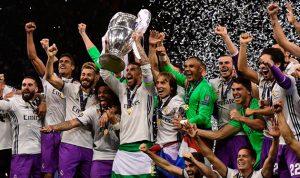 الريال يتفوق على برشلونة