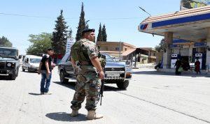 مقتل مطلوب في مخيم السنابل في عرسال
