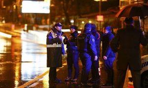 """مقتل شرطي طعنا بسكين """"داعشي"""" في اسطنبول"""