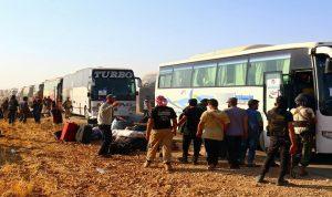 """قصّة اللحظة الأخيرة لبدء الحرب وترحيل """"سرايا أهل الشام"""""""