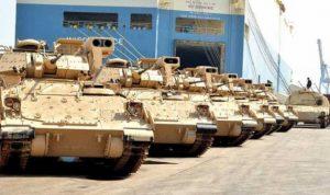 اتصال يؤكد استمرار الدعم العسكري الأميركي للجيش