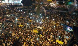 بالصور… أكراد إيران يتحدون طهران ويحتفلون باستفتاء كردستان