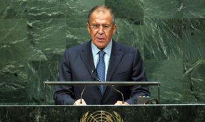 لافروف يحذر أميركا من نقض الاتفاق النووي مع إيران