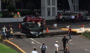 بالصور والفيديو… زلزال عنيف يهز جنوب المكسيك!