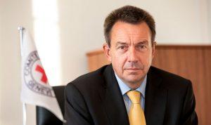 رئيس اللجنة الدولية للصليب الأحمر يرحب بحظر الأسلحة النووية