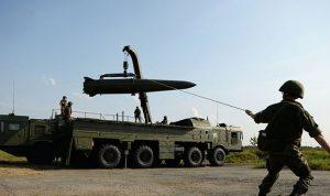 روسيا تطلق صاروخًا باليستيًا عبر كامل أراضيها
