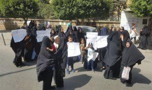إعتصام في طرابلس لعائلات الموقوفين الإسلاميين