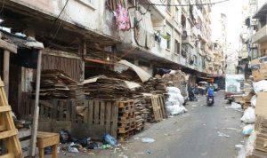 إزالة المخالفات والتعديات على الأملاك العامة في طرابلس