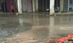 تساقط أمطار كثيفة في حرار ـ عكار