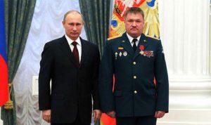 """""""فرضية خيانة"""" في مقتل الجنرال الروسي!"""