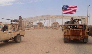تدمير القاعدة الأميركية الرئيسية في جنوب سوريا