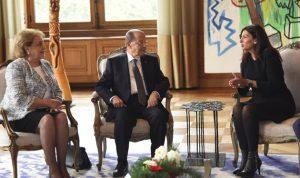 عون من بلدية باريس: مشاريع كبيرة تنتظر لبنان