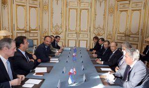 رئيس الحكومة الفرنسية: نقف دائما الى جانب لبنان