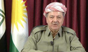 بارزاني يدعو بغداد إلى استئناف الحوار
