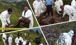 العثور على 17 جثة في مقبرة جماعية في بورما