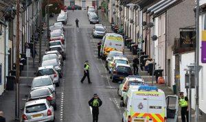 بالفيديو… سطو مسلح مرعب في أحد شوارع بريطانيا