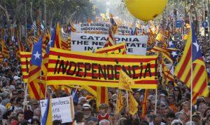 كتالونيا: سنفعل الإستقلال إذا إستمر قمع مدريد