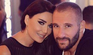 سيرين عبد النور لزوجها في عيده: بحبك! (بالصورة)