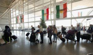 بدء تنفيذ قرار حظر الطيران فوق إقليم كردستان