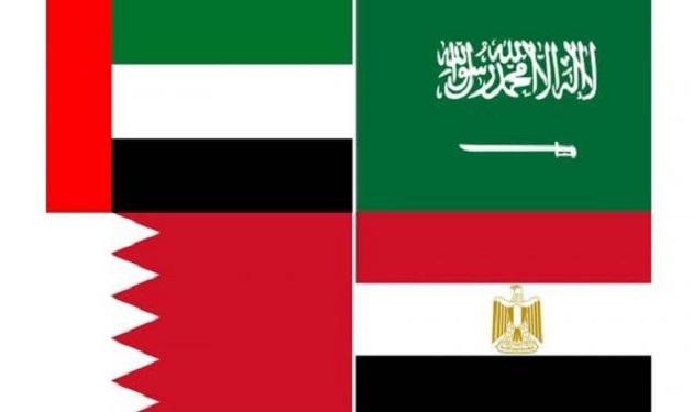 الدول الـ4: الإجراءات حيال قطر مقاطعة وليست حصاراً
