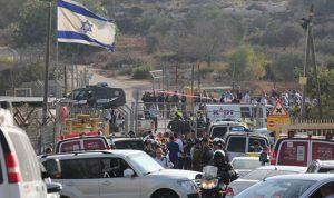 مقتل 3 إسرائيليين بإطلاق نار قرب مستوطنة بالضفة