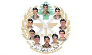 أهالي الشهداء العسكريين يطالبون بإحالة ملفات التحقيق إلى المجلس العدلي
