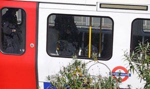 """ما علاقة """"أمازون"""" بقنبلة مترو لندن؟"""