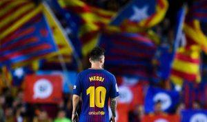 مدرّب برشلونة: 4 أهداف في المباراة أمر طبيعي من ميسي
