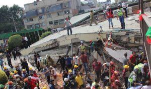 بالصور.. ارتفاع حصيلة زلزال المكسيك لأكثر من 220 قتيلاً