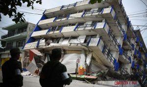 إرتفاع حصيلة ضحايا زلزال المكسيك إلى 272 قتيلاً