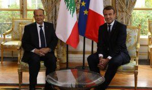 مراسم تكريم رسمية لعون في فرنسا… ماكرون يتعهد بدعم لبنان (بالصور)