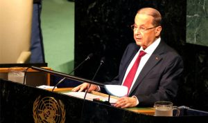عون من الأمم المتحدة: لا للتوطين!