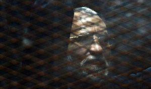 حكم جديد بالمؤبد لمرشد الإخوان في مصر