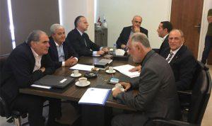 لقاء تشاوري في وزارة المالية… هل يعلق العمل بقانون السلسلة؟