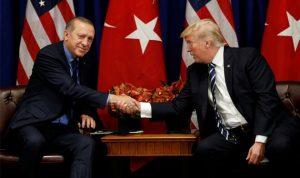 ترامب لأردوغان: سوريا كلها لك… لقد انتهينا