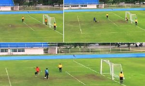 بالفيديو… مباراة في بانكوك تشهد على معجزة كروية