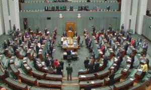 بالفيديو… لحظة استقبال سمير جعجع في البرلمان الاسترالي