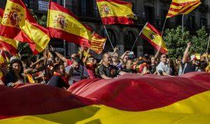 المحكمة الدستورية الإسبانية تبطل قانون استفتاء كتالونيا