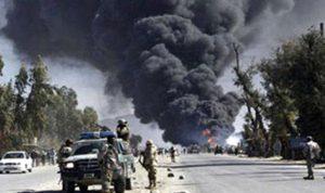 إنفجار داخل مسجد في كابول