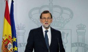 اسبانيا: البرلمان يسحب الثقة من رئيس الوزراء