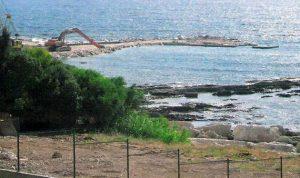 مخاتير صربا: للوقف الفوري للتعدي الحاصل على الاملاك البحرية العامة