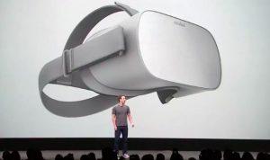 """نظارة جديدة للواقع الافتراضي من """"فايسبوك"""""""